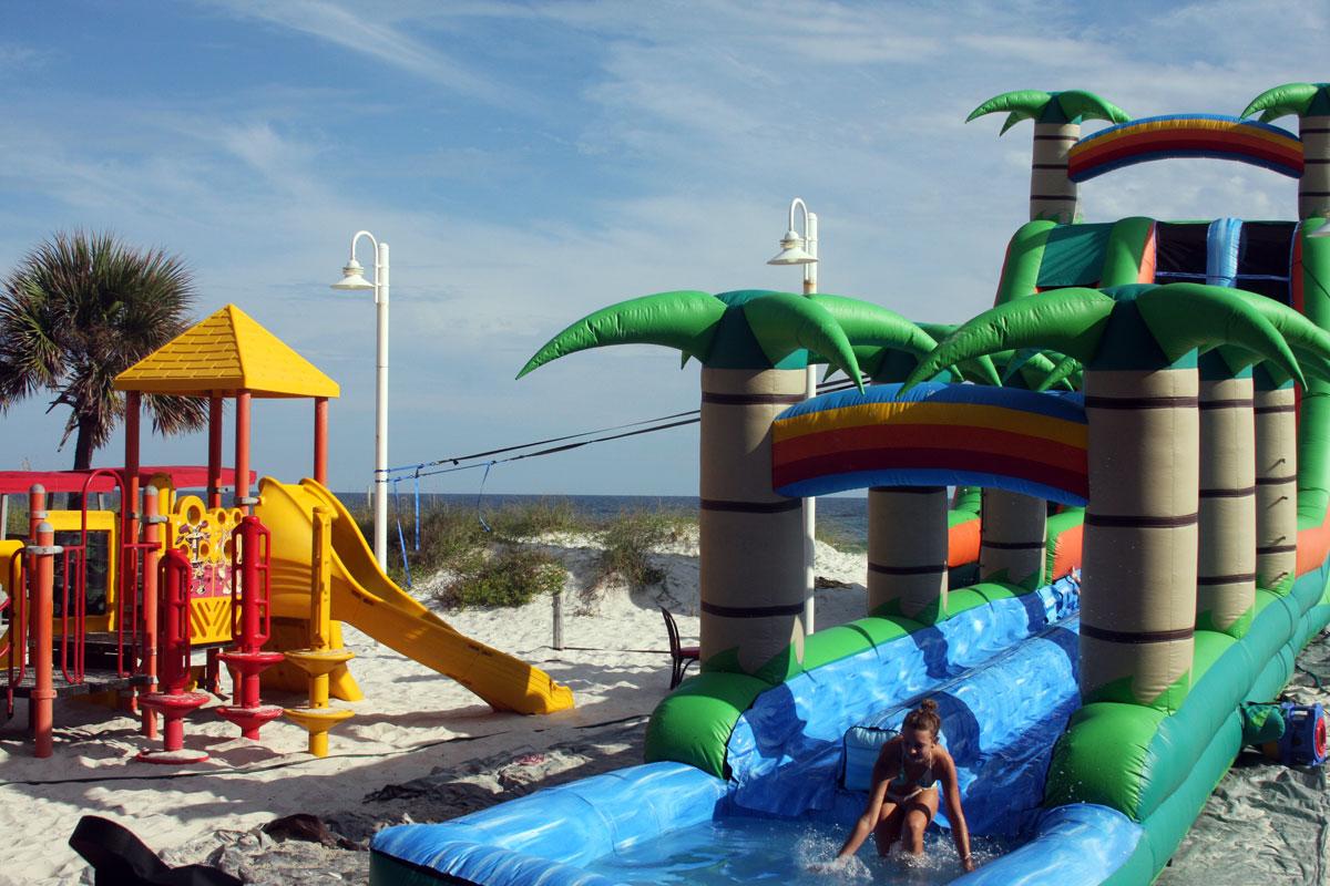 Fun Behind Crabs Pensacola Beach Blogger